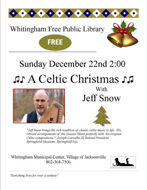 Whitingham Public Library | Town of Whitingham, Village of